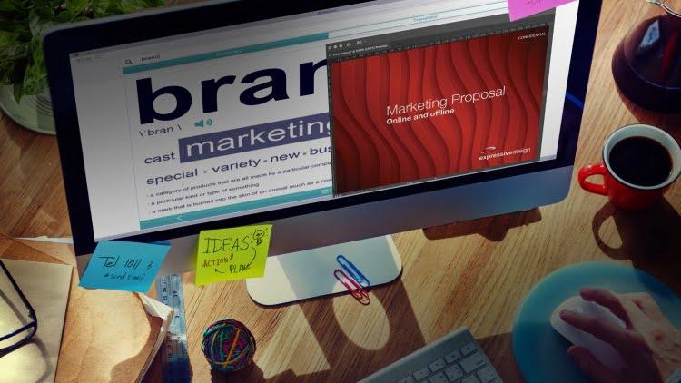 Expressive design Digital Marketing