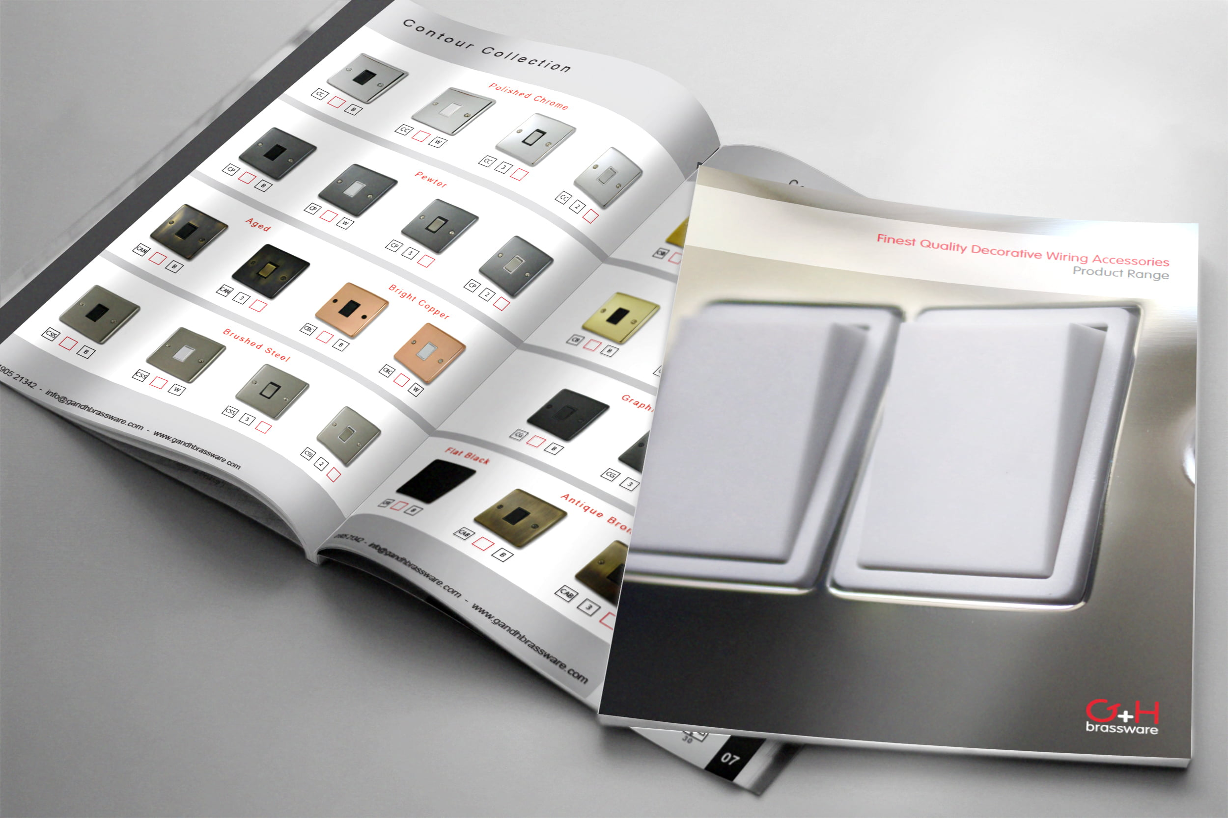 G and H Brassware Catalogue