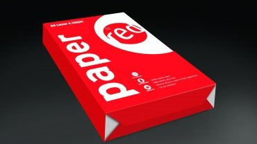 Paper by Red by expressive design
