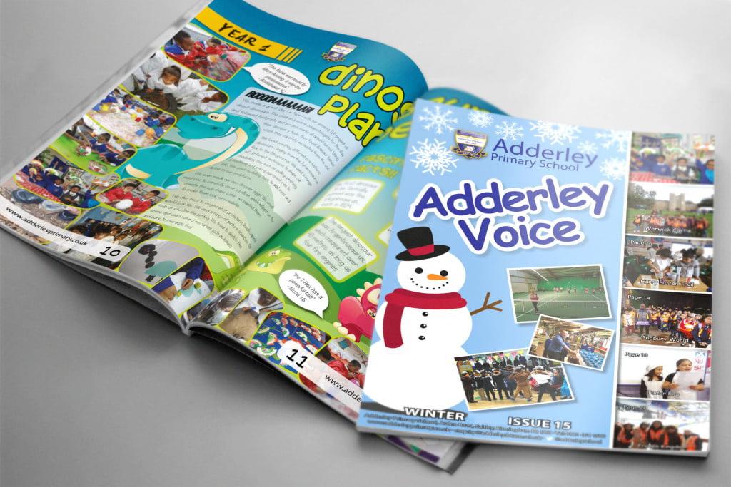 Brochure and Catalogue Design