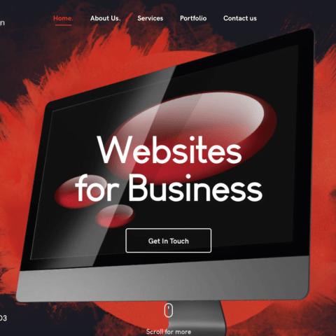 expressive design new website live